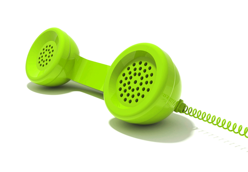 green_telephone